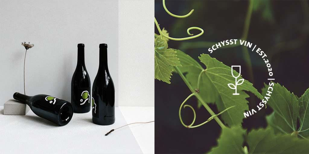 Schysst vin hjälper dig hitta bra gröna viner